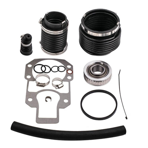 For MerCruiser Alpha one 1 Gen 2 Transom Bellows Repair Reseal Kit 30-803099T1 MaxSpeedingRods