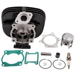 For Yamaha Blaster 200 YFS200 1991-2006 Cylinder Piston Gasket Top End Kit MaxSpeedingRods