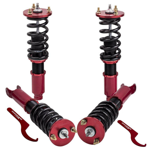 Racing Coilover Kits For Honda Accord 8th Gen 2008-2012 Adj. Height Shock Struts AP-PLUS