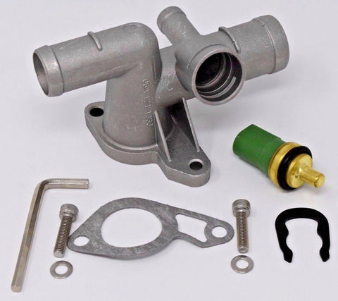VW MK4 Golf Jetta GTI GLI TT 1.8T Coolant Temp. Sensor + Cast Flange 06A121132AP MD Performance