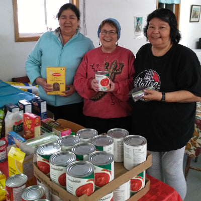 Wasauksing Food Bank
