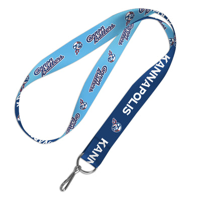 Royal/Light Blue Cannon Ballers Lanyard