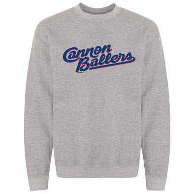 Graphite Cannon Ballers Crew Neck