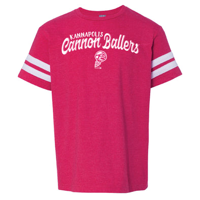Youth Pink Sporty Tee