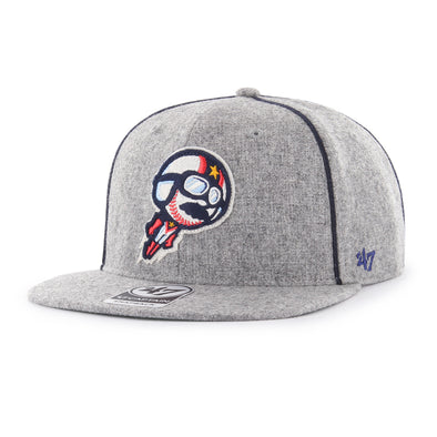 Grey Cannon Ballers Pilgrimage '47 Captain Snapback