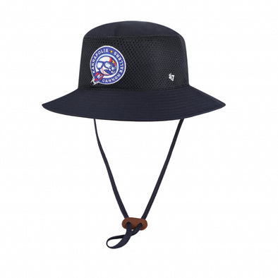 Navy Roundel Panama Bucket Hat
