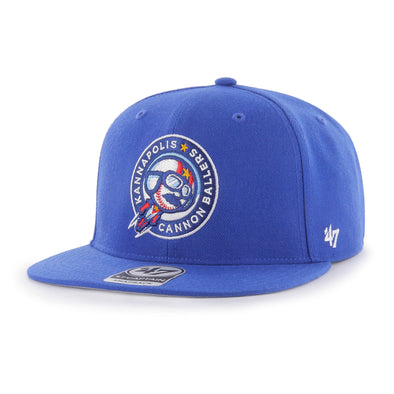Royal Roundel Sure Shot '47 Captain Snapback