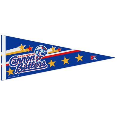 Primary Logo Pennant
