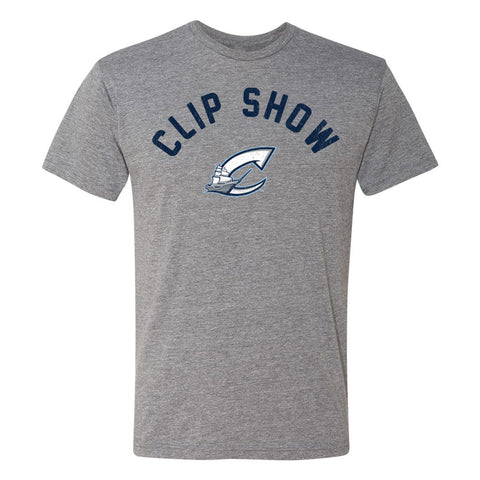 Columbus Clippers 108 Stitches Clip Show Tee
