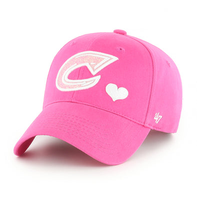 Columbus Clippers 47 Youth Pink Sugar Sweet Cap