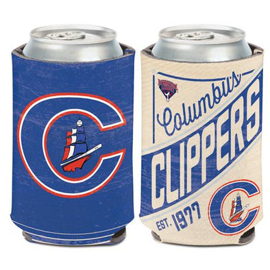Columbus Clippers 80's Koozie, Columbus Clippers