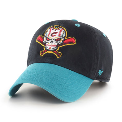 Columbus Clippers 47 Brand Copa Replica Clean Up