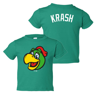 Columbus Clippers Bimm Ridder Toddler Krash Tee
