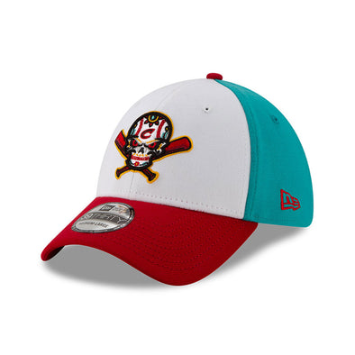 Columbus Clippers New Era Los Veleros Tri-Color 3930 Cap