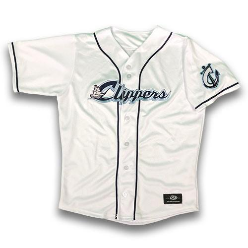 Columbus Clippers Youth Home Jersey, Columbus Clippers