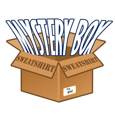Columbus Clippers Sweatshirt Mystery Box