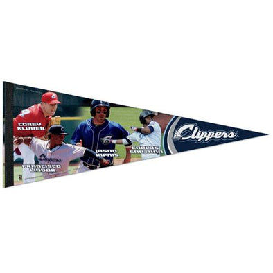 Columbus Clippers Player Pennant, Columbus Clippers