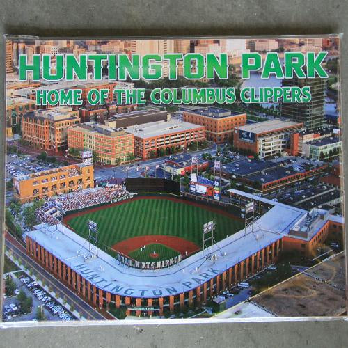 Columbus Clippers Puzzle