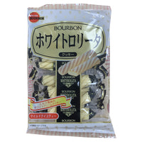 CLOSE OUT SPECIAL! Bourbon White Rollita Japan Cookies (box of 12)
