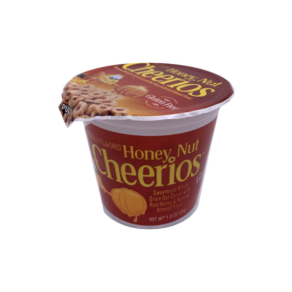 CLOSE OUT SPECIAL! Honey Nut Cheerios Cereal Cup (6 cups)