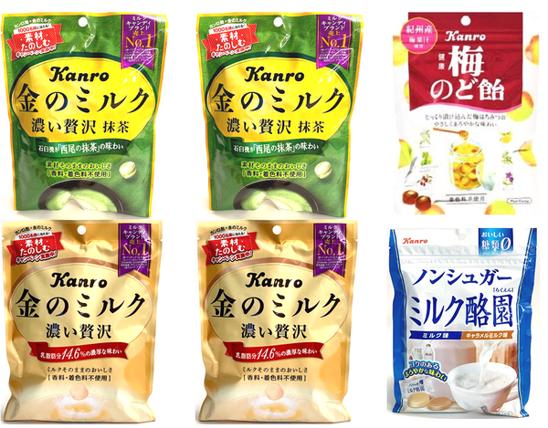 Japan Candy Pack