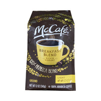 CLOSE OUT SPECIAL! McCafe Breakfast Blend Ground Coffee (box of 6)