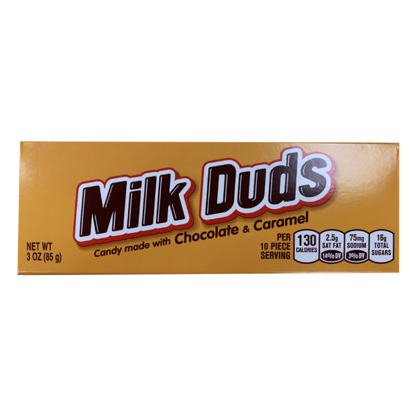 CLOSE OUT SPECIAL! Milk Duds (12 boxes)