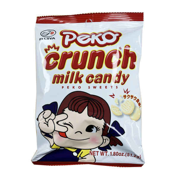 CLOSE OUT SPECIAL! Peko Crunch Milk Candy (box of 10)