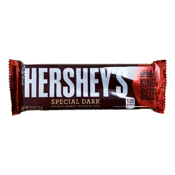 CLOSE OUT SPECIAL! Hershey's Special Dark King Size Bar (box of 18)