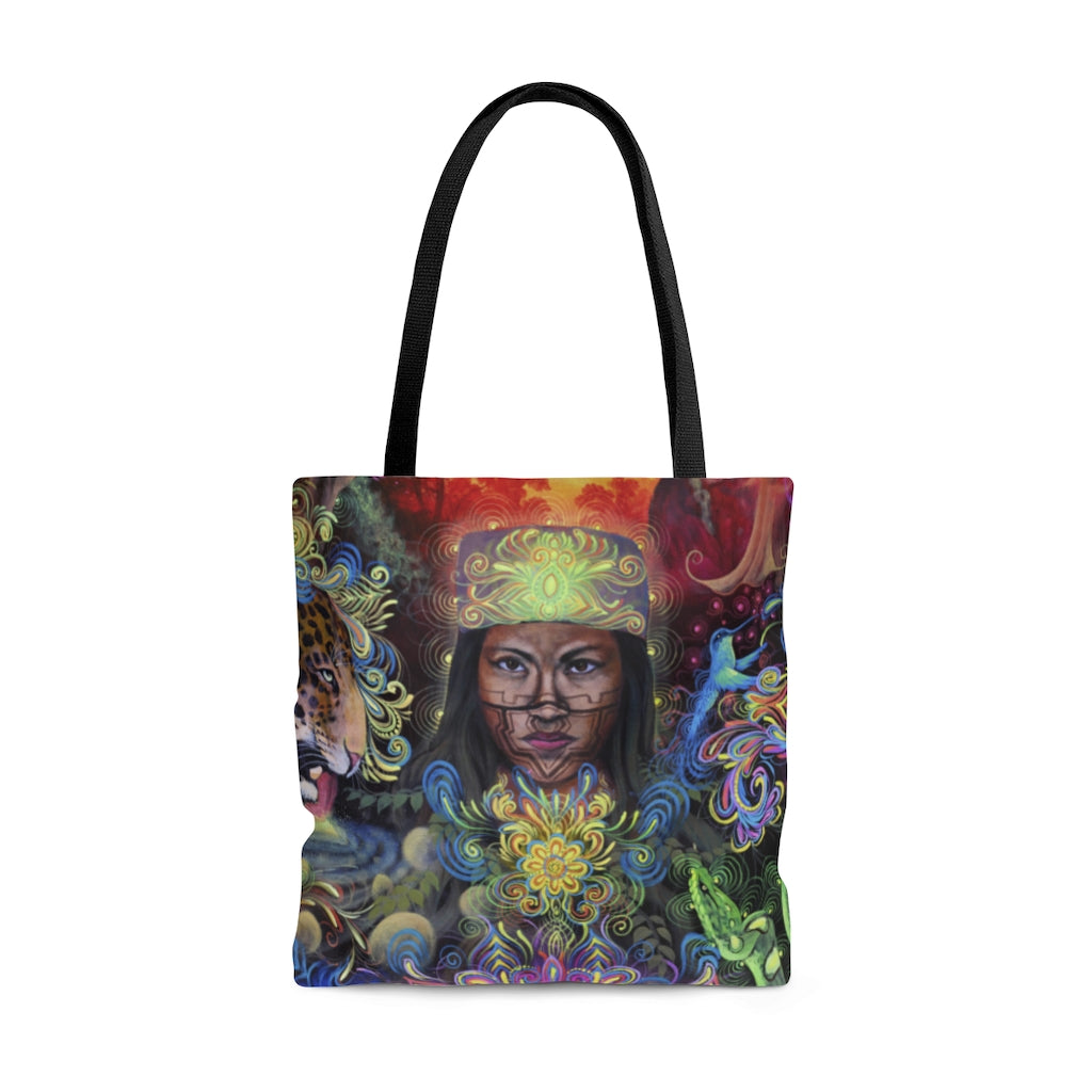 The Mystical Healer Tote Bag