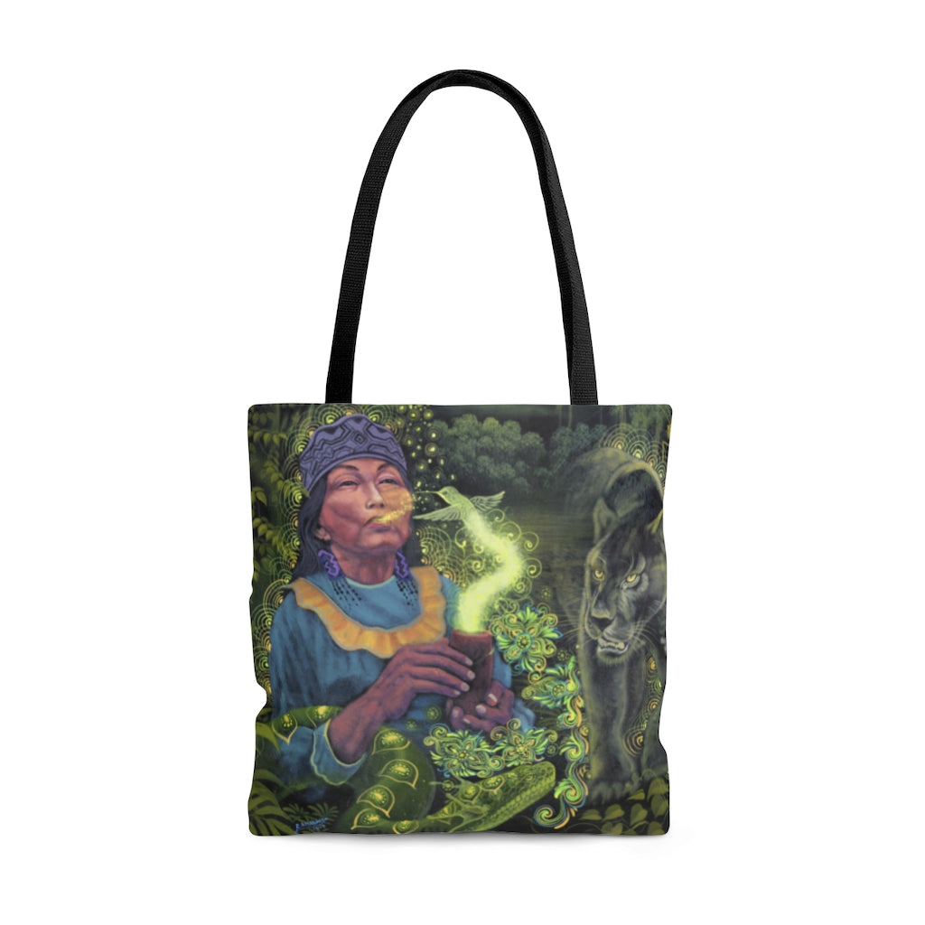 Moon Guidance Tote Bag