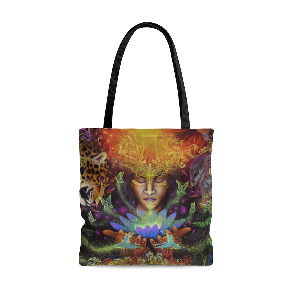 Visions of the Jungle Tote Bag
