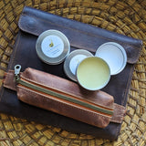 Lemongrass Leather Balm