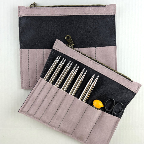 Knitter's Brief Case