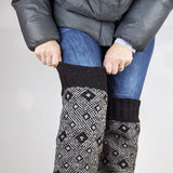 Avenue Royal Legwarmers Pattern