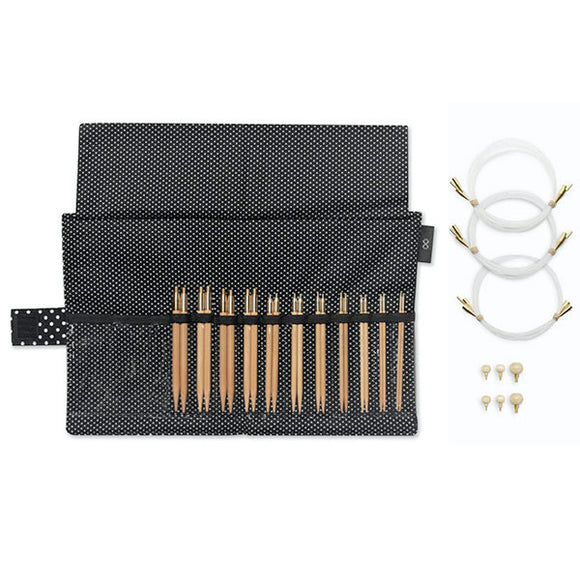 Kinki Amibari Interchangeable Needle Kit - 11 Tips, 5