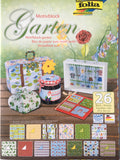 Garden Themed Craft Paper Set