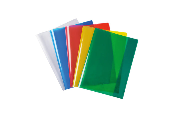 Covers - A5 for Exercise Books / Copybooks (Various Colours)