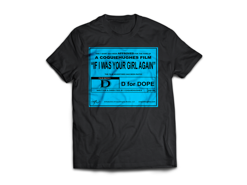 CoquieHughes Movie Rating Tee
