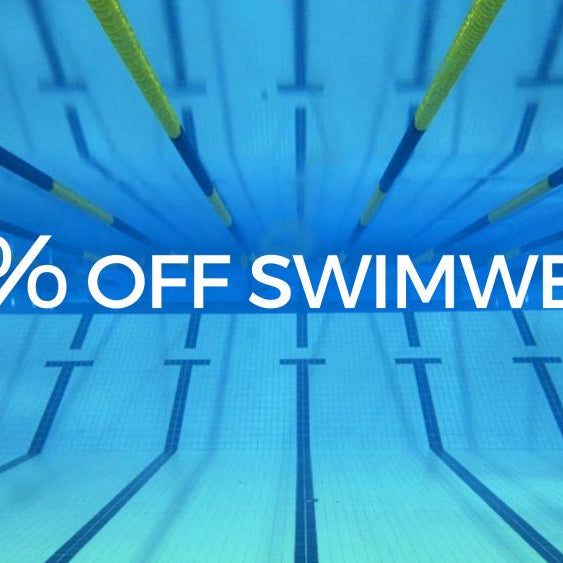 20% OFF ALL SWIMWEAR