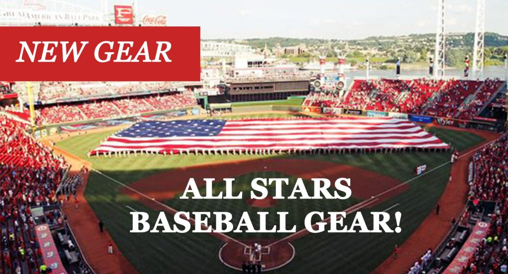 We are fully stocked for your All Star team!