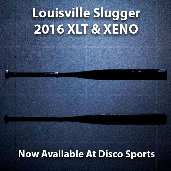 Louisville Slugger 2016 XLT and XENO Now Available In Store