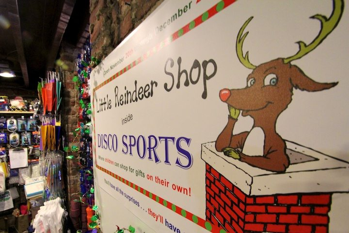 Have You Visited The Reindeer Shop?