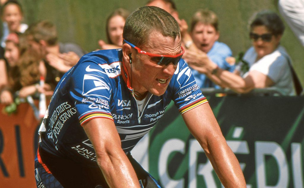 Lance Armstrong: The Burden of Legacy
