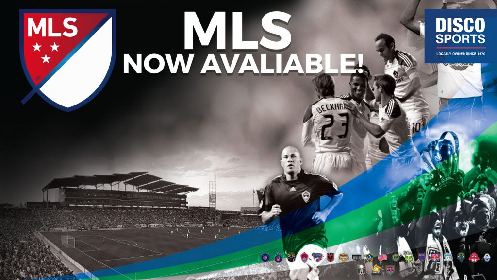 MLS Has Arrived at Disco Sports