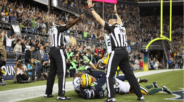 Could the Long Night of Replacement Refs be Over?