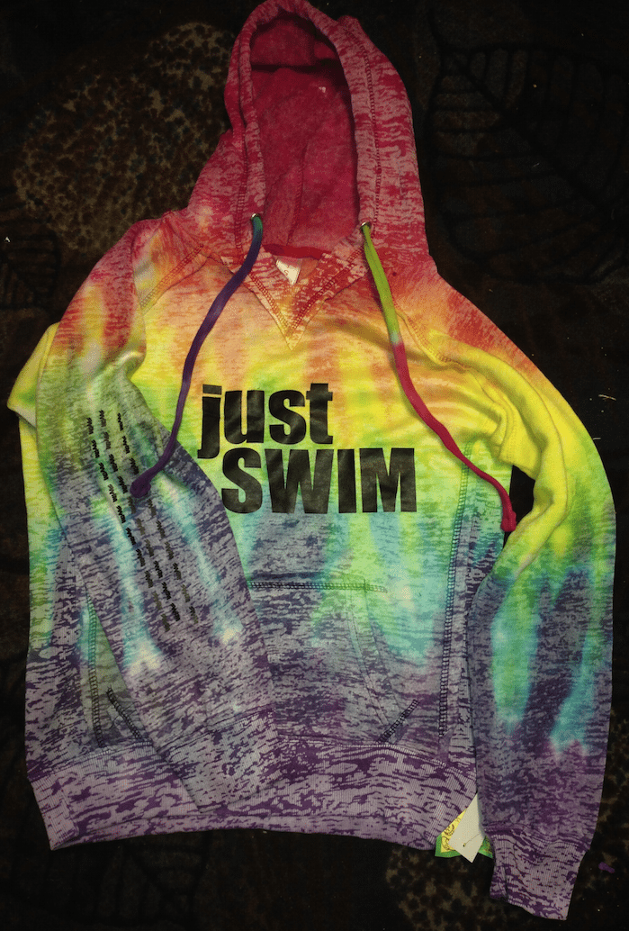 New Swim Sweatshirts!