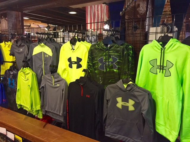 HUGE selection of Youth Under Armour