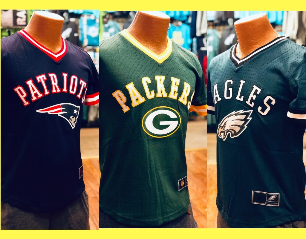 All New NFL Youth Team Jerseys