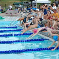 Tips for your first swim meet